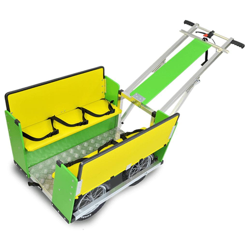 Krippenwagen 6-Sitzer - Unsere besten Sechslingswagen 1
