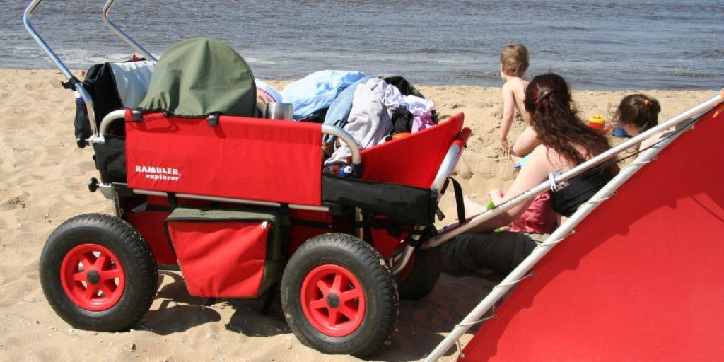 Rambler Bollerwagen - Krippenwagen für KiTas & Tagesmütter 6