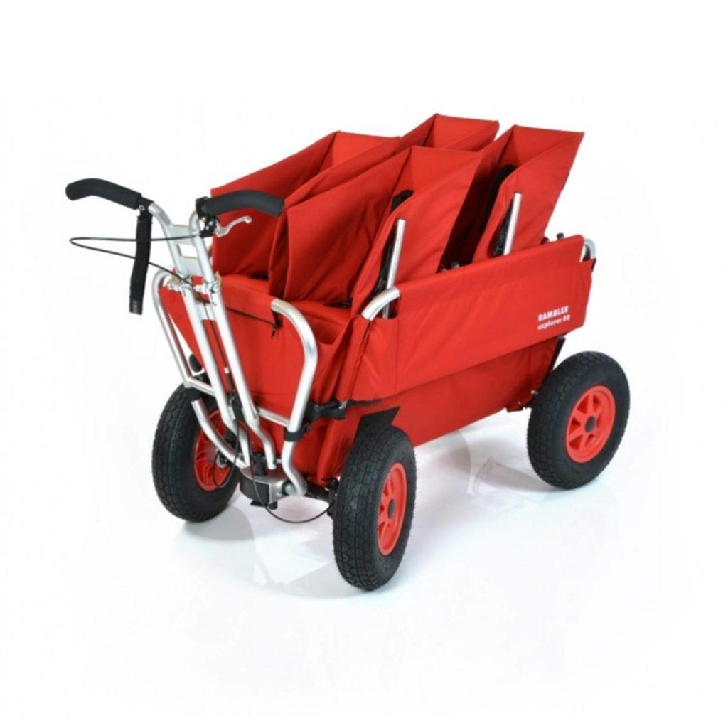 Sechslingswagen - Unsere besten Krippenwagen für 6 Kinder 3