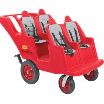 Vierlingswagen - Unsere besten Krippenwagen für 4 Kinder 24