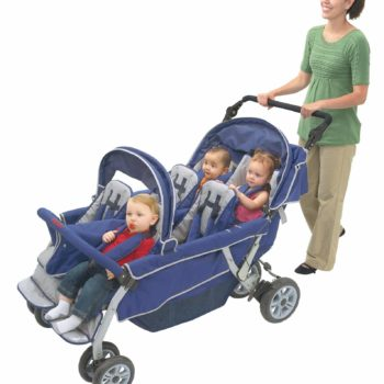 Krippenwagen 6-Sitzer - Unsere besten Sechslingswagen 9