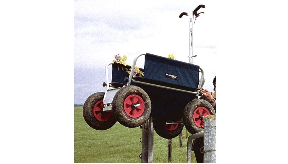 Rambler Bollerwagen - Krippenwagen für KiTas & Tagesmütter 37