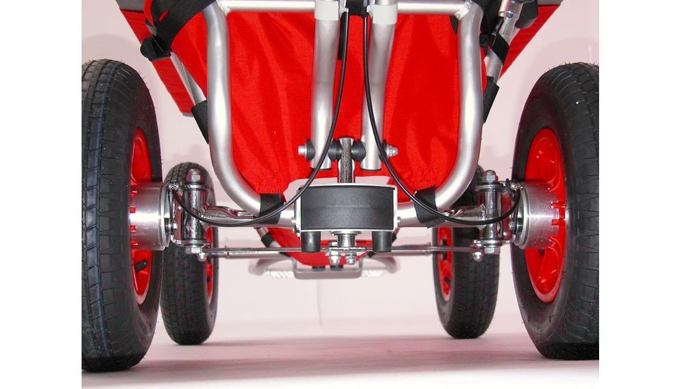 Rambler Bollerwagen - Krippenwagen für KiTas & Tagesmütter 39