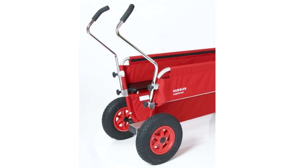 Rambler Bollerwagen - Krippenwagen für KiTas & Tagesmütter 41