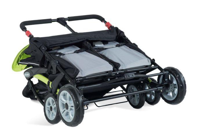 Foundations QUAD Sport Kinderwagen 4-Kinder 13