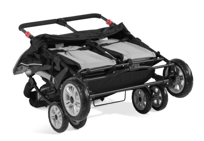 Foundations QUAD Sport Kinderwagen 4-Kinder 14