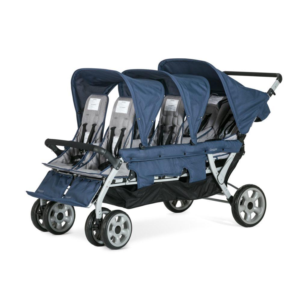 Krippenwagen 6-Sitzer - Unsere besten Sechslingswagen 5