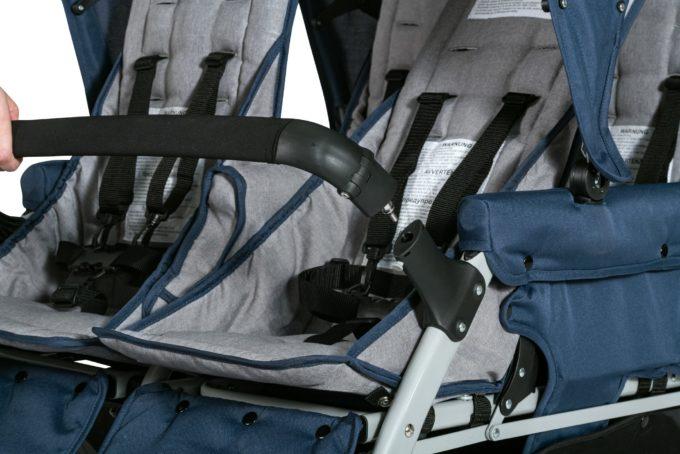 Foundations LX6 Krippenwagen 6-Sitzer 12