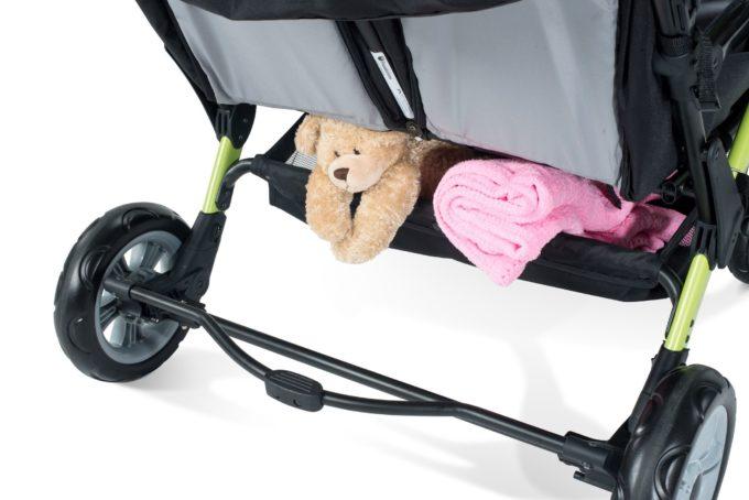Foundations QUAD Sport Kinderwagen 4-Kinder 10