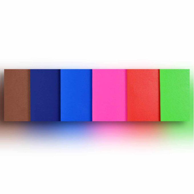 Farben für die Holzteile