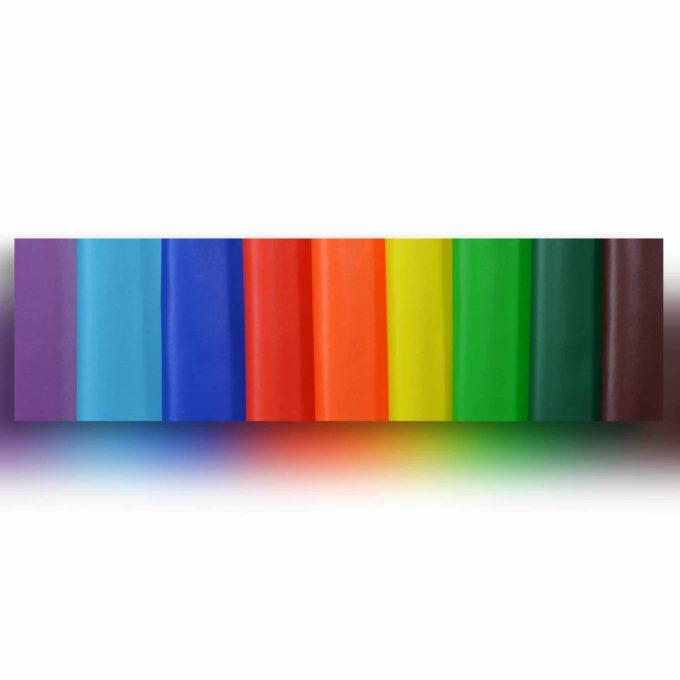 Farben für die Polster