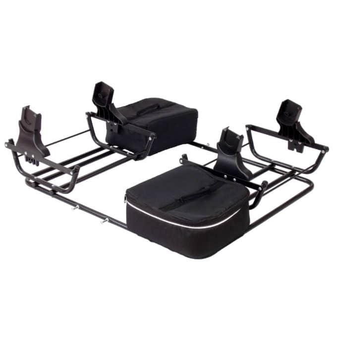 Zekiwa Adapter für Maxi Cosi ATS zum Modell Sport DUO 2