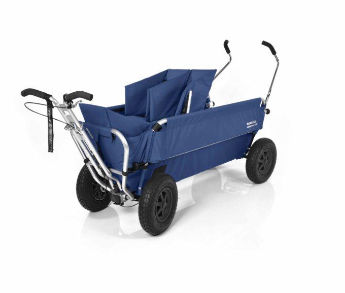 Rambler Explorer 120 - 1 Duo-Babysitz + 1 Kindersitz + Trittbrett 17
