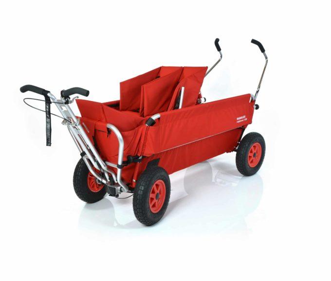 Rambler Explorer 120 - 1 Duo-Babysitz + 1 Kindersitz + Trittbrett 1