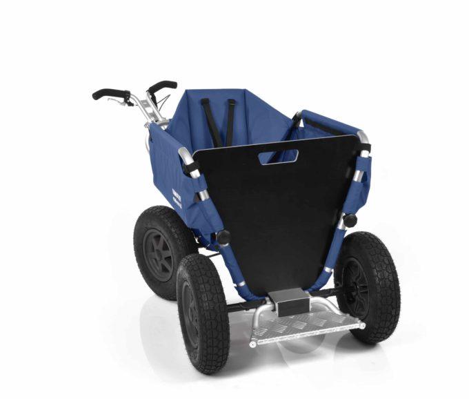 Rambler Explorer 65 (für 5 Kinder) + 1 Kindersitz + Trittbrett 18
