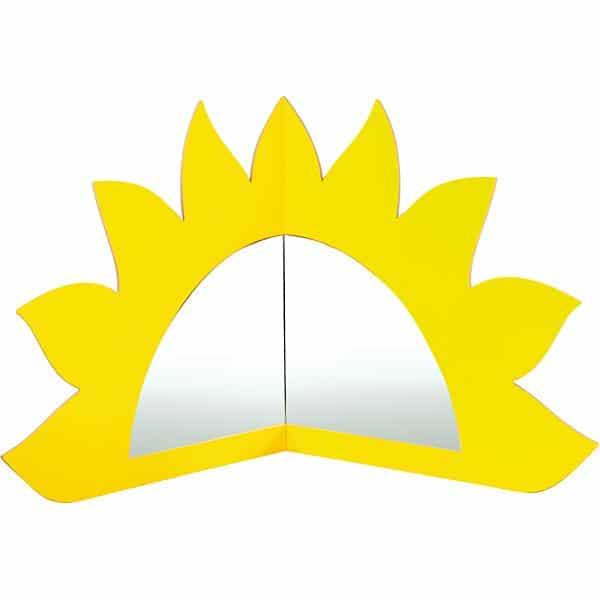 Kindergarten-Spiegel-Set: Sonne 1