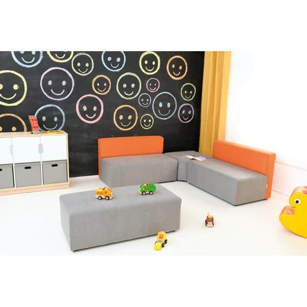 Kindergarten-Sitz Modern - quadratisch 2