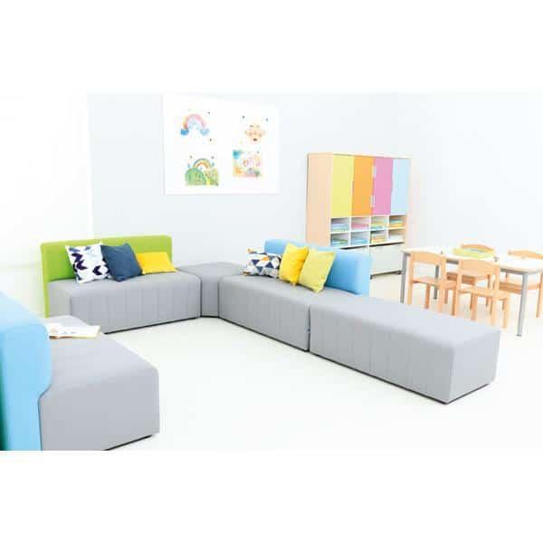 Kindergarten-Sitz Modern Plus - rechteckig 2