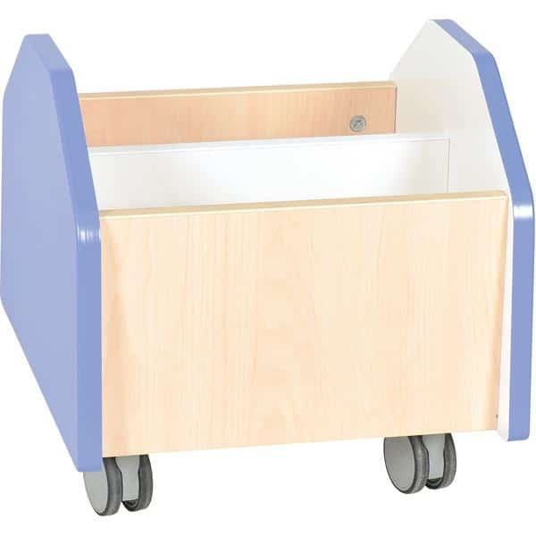 Kindergarten-Rollbehälter Quadro - klein - Ahorn 10
