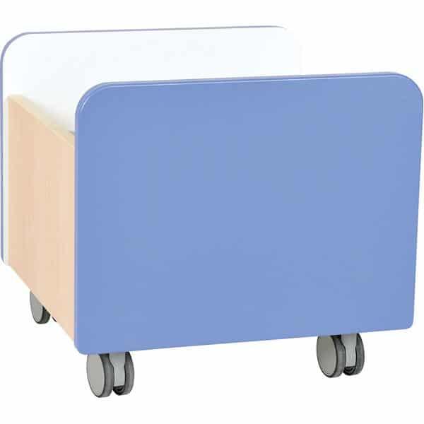 Kindergarten-Rollbehälter Quadro - mittel - Ahorn 9