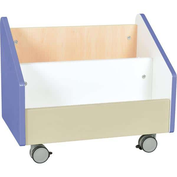 Kindergarten-Rollbehälter Quadro - groß - Ahorn 10