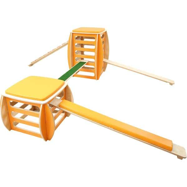 Kindergarten-Turnpodest groß 2