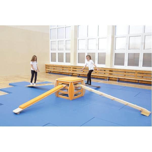 Kindergarten-Turnpodest klein 2