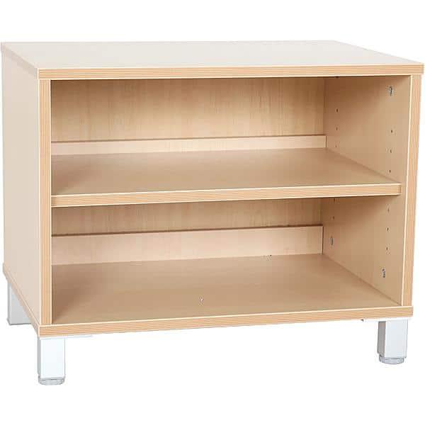 Kindergarten-Flexi Schrank S mit 1 Einlegeboden - Breite: 60 cm 1