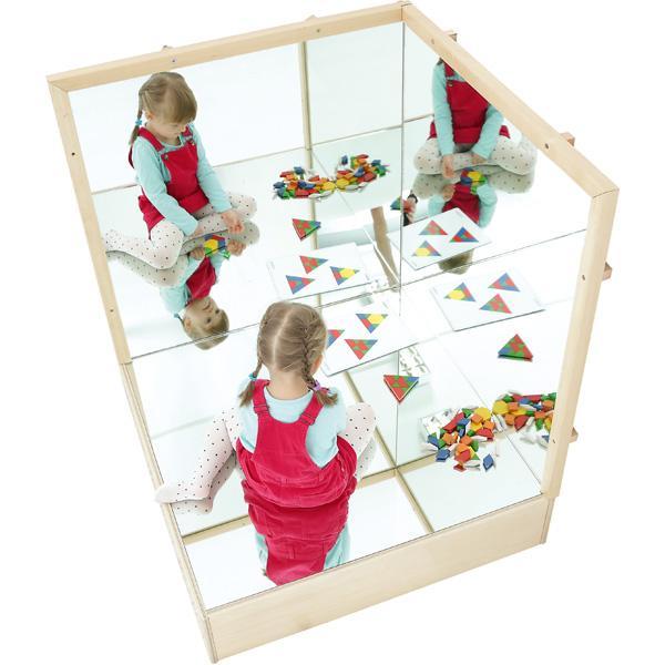 Kindergarten-Spiegelecke 2