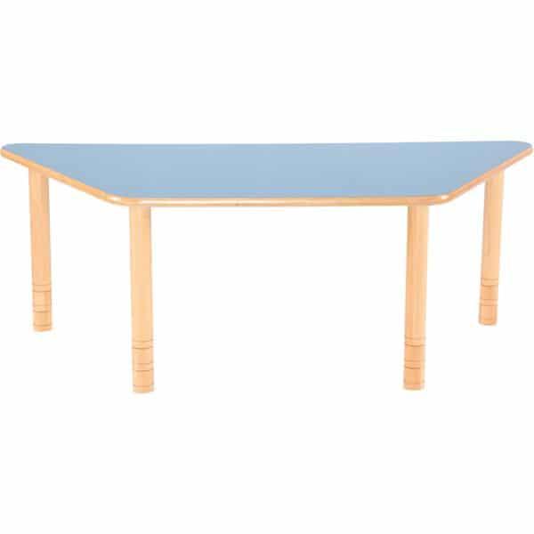 Kindergarten-Tisch Flexi (trapezförmig) - höhenverstellbar 40-58 cm 7
