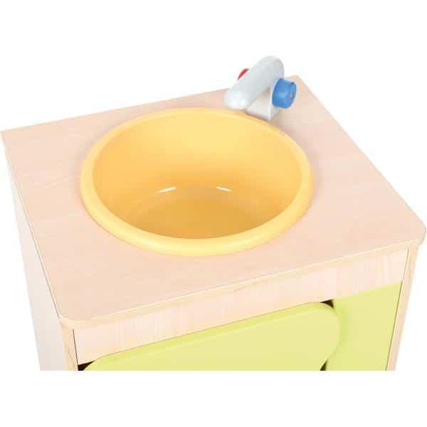 Kindergarten-Küche Quadro - Spüle - Ahorn 2