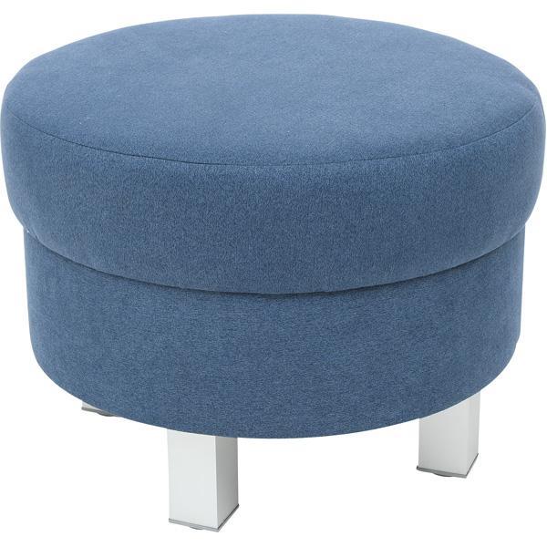 Kindergarten-Sitz Relax - rund - blau 1