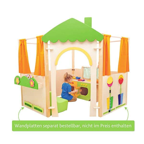 Sensorisches Spielhaus - Basismodul 2