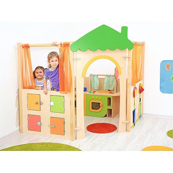 Sensorisches Spielhaus - Basismodul 3