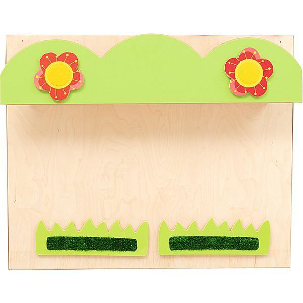 Austauschbare Wandplatte zum Spielhaus 099130 - Blumenkasten 1