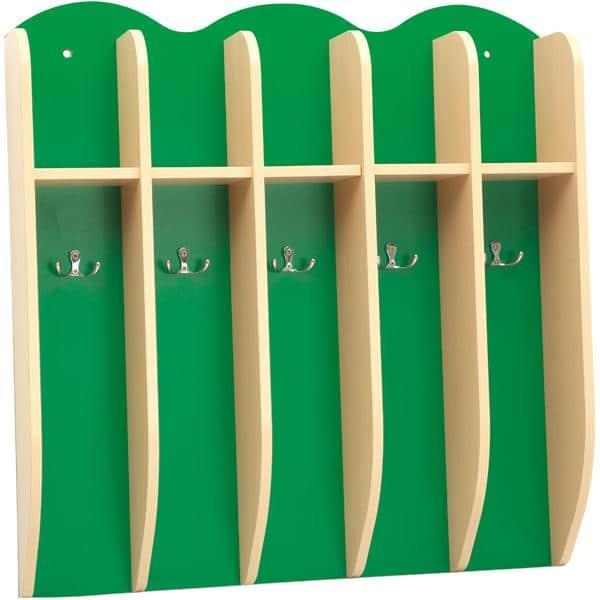 Kindergarten-Zahnputzbecherregal 5