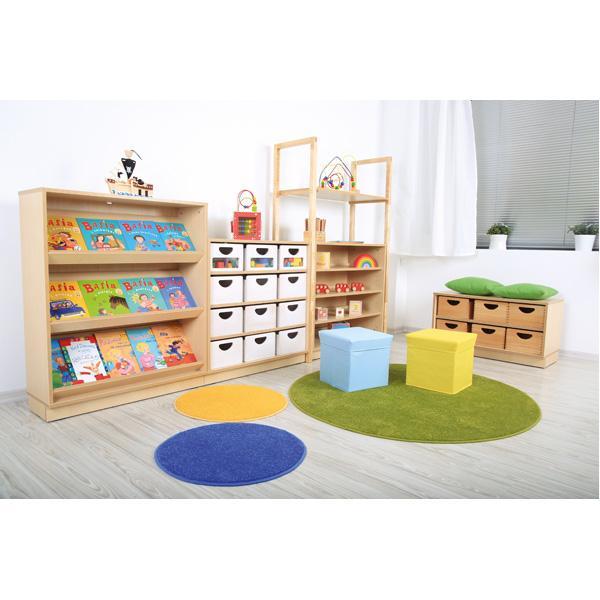Kindergarten-Flexi Bücherauslage Birke 2