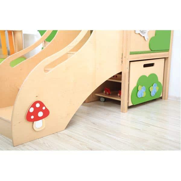 Kindergarten-Baumhaus ohne Rutsche 4