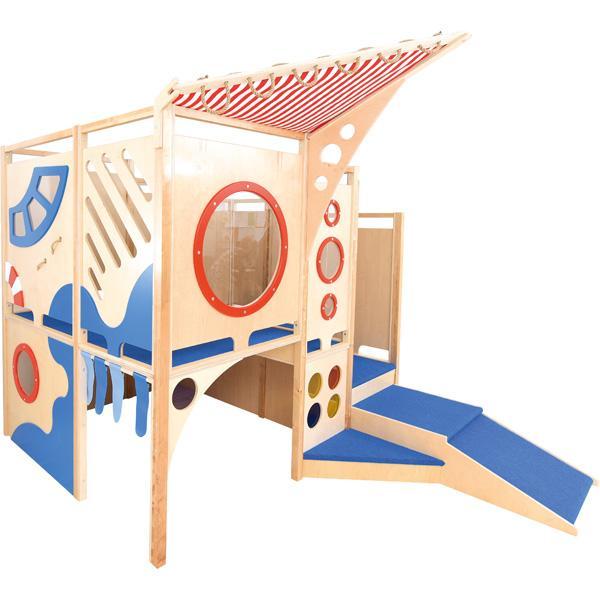 Kindergarten-Spielburg Neptun 1