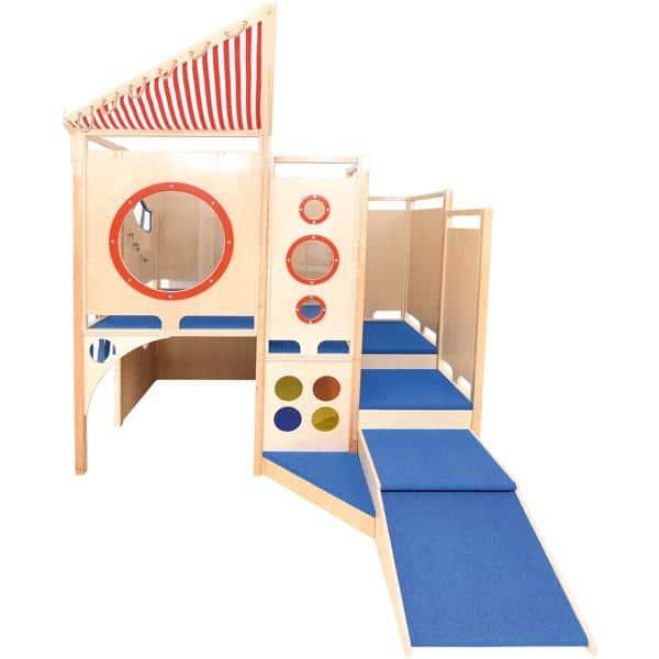 Kindergarten-Spielburg Neptun 2