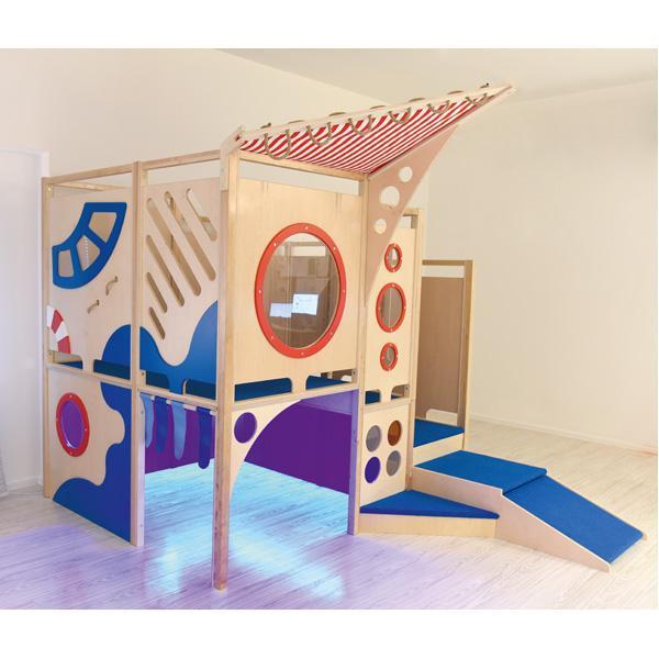 Kindergarten-Spielburg Neptun 4