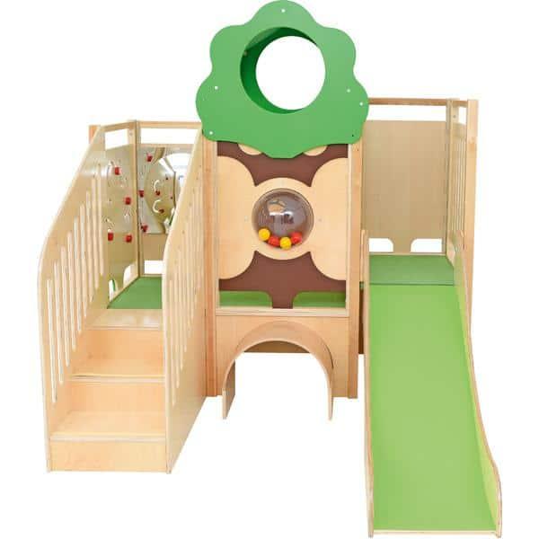 Kindergarten-Spielecke Vogelnest 1