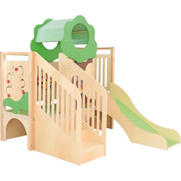 Kindergarten-Spielecke Vogelnest 3