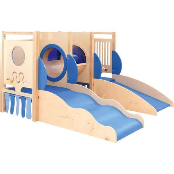 Kindergarten-Spielecke U-Boot 2 2