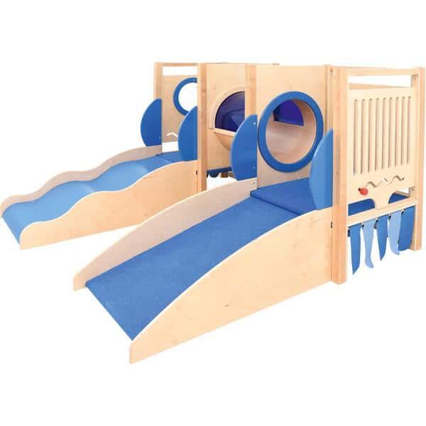 Kindergarten-Spielecke U-Boot 2 3