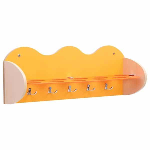 Kindergarten-Kombi-Hängeregal für Waschräume 4
