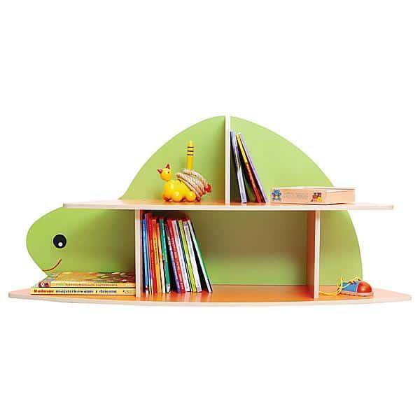 Kindergarten-Spielecken Hängeregal - Schildkröte 1