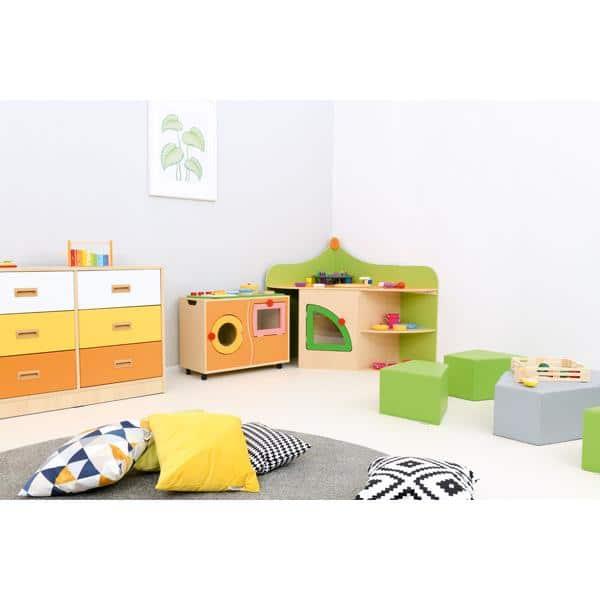 Kindergarten-Spielecke Sophia 4