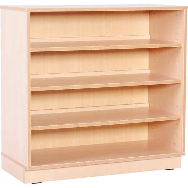 Kindergarten-Flexi Schrank M mit 3 Einlegeböden - Breite: 89 cm 4