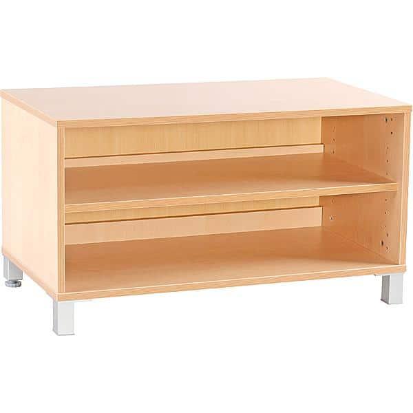Kindergarten-Flexi Schrank S mit 1 Einlegeboden - Breite: 89 cm 1